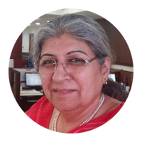 Mrs. Rita Chaudhry - Head Housekeeping Vertical